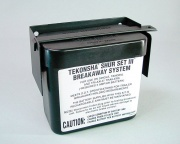 Tekonsha Lockable Battery Case w/Partition   NT19-0749  - Battery Boxes - RV Part Shop USA