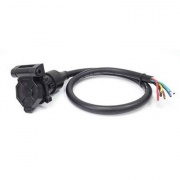 Hopkins 3' Mld Cable Vehicle Side   NT19-1557  - Towing Electrical