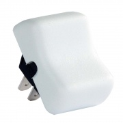 JR Products Momentary Onoff Switch White   NT19-1615  - Switches and Receptacles - RV Part Shop USA
