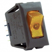 JR Products 1 Pk 12V On/Off Switch Brake Buddy rn   NT19-1851  - Switches and Receptacles