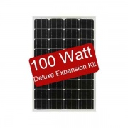 Zamp Solar 100W Flexible Expansion Kit   NT19-2770  - Solar - RV Part Shop USA