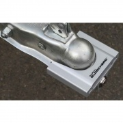 Clyde T Johnson Trailer Coupler Lock   NT20-0442  - Hitch Locks