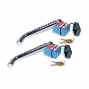 Roadmaster 2-Pk Receiver Hitch Locks   NT20-0459  - Hitch Locks - RV Part Shop USA