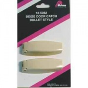Prime Products 1 Pair Bullet Style Catch Beige   NT20-0647  - RV Storage