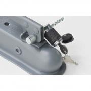 Clyde T Johnson Trailer Coupler Latch Lock   NT20-3502  - Hitch Locks