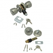 AP Products Combo Lock Set - Pb   NT20-5025  - Doors