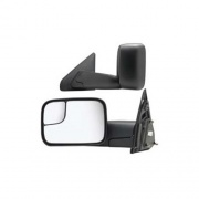 K-Source 1 Pair Foldaway Mirrors - Black   NT23-0537  - Mirrors