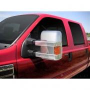 Putco Mirror Covers   NT25-0013  - Chrome Trim - RV Part Shop USA
