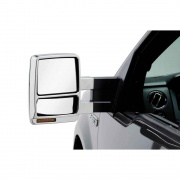 Putco F150 Towing Mirror Covers   NT25-0019  - Chrome Trim