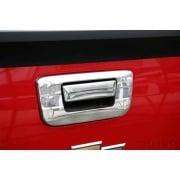 Putco Tailgate Handle Cover Chrome Wokh Chev 07   NT25-0028  - Chrome Trim - RV Part Shop USA