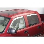 Putco Dodge Ram 09 4 Pc Quadcab   NT25-0046  - Vent Visors