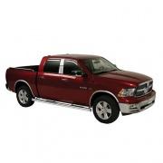 Putco Dodge Ram 09 4 Pc Quadcab   NT25-0059  - Vent Visors