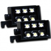 Anzo Bed Rail LED Aux.Lighting   NT25-0802  - Truck Lighting