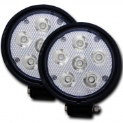 "Anzo Stealth 4.5\"" Round LED Lt   NT25-0865  - Truck Lighting"