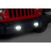 Putco LED Fog Lamps Wrangler Jack   NT25-1443  - Fog Lights - RV Part Shop USA