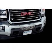 Putco GMC Punch Bumper Grille   NT25-1457  - Billet Grilles - RV Part Shop USA