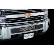 Putco Silverado HD Bumper Grille   NT25-1461  - Billet Grilles - RV Part Shop USA