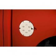 Putco Fuel Tank Toyota Tundra   NT25-1513  - Chrome Trim - RV Part Shop USA