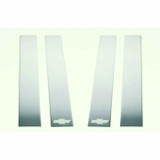 Putco Pillar Trim 14-15 Silverado   NT25-1631  - Chrome Trim