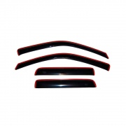 AVS/Ventshade In-Channel Vent Visor 4Pc Colorado/Canyon Crew 15   NT25-1832  - Vent Visors