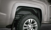 Husky Liners Wheel Well Guards Rear Wheel Well Guards  NT25-1843  - Fenders Flares and Trim