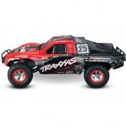 Traxxas Slash:Red/Black M Jnnings 1/10 580341REDBlack  NT25-2199  - Books Games & Toys - RV Part Shop USA