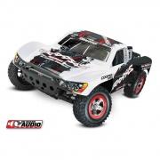 Traxxas Slash: 1/10-White   NT25-2210  - Books Games & Toys - RV Part Shop USA