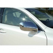 Putco Full Mirror Covers w/Turn   NT25-4642  - Chrome Trim - RV Part Shop USA