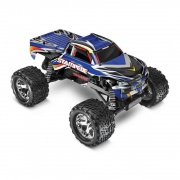 Traxxas Stampede:1/10 Scale Mnstr Track E Blue   NT25-8271  - Books Games & Toys