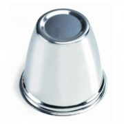 Dexter Axle 545 Hub Cover- Chrome   NT46-1534  - Axles Hubs and Bearings
