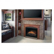 Wesco Dimplex Opti-Flame Fireplace   NT55-0602  - Electrical and Heaters