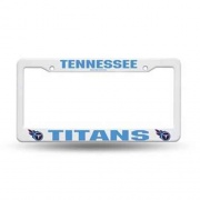 Power Decal Titans Chrome Frame   NT69-0036  - Exterior Accessories