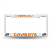 Power Decal Oklahoma State Chrome Fra   NT69-0037  - Exterior Accessories