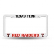 Power Decal Texas Tech Chrome Frame   NT69-0247  - Exterior Accessories - RV Part Shop USA