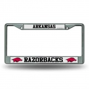 Power Decal Arkansas Chrome Frame   NT69-0248  - Exterior Accessories