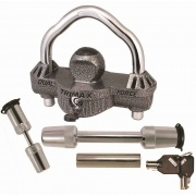 Trimax Trailer Coupler Lock   NT69-8260  - Hitch Locks
