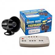 Wolo Musical Horn 102-Tune   NT69-8276  - Exterior Accessories - RV Part Shop USA