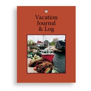 Rome Industries Vacation Log & Journal   NT69-8994  - Games Toys & Books