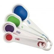 Progressive Intl Flexible Measuring Spoons   NT69-9542  - Kitchen