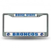 Power Decal Boise State Chrome Frame   NT70-0486  - Exterior Accessories