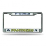 Power Decal Pitt Chrome Frame   NT70-0510  - Exterior Accessories