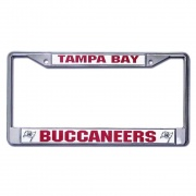 Power Decal Buccaneers Chrome Frame   NT70-0523  - Exterior Accessories
