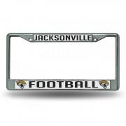 Power Decal Jaguars Chrome Frame   NT70-0533  - Exterior Accessories - RV Part Shop USA