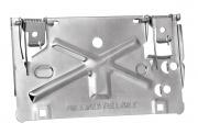 DrawTite Fold Down License Plate Holder   NT94-8334  - Exterior Accessories - RV Part Shop USA