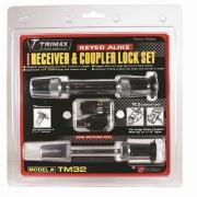 Trimax T3 & Tc2 5/8 Rec & 2 1/2 Lock   NT95-9267  - Hitch Locks