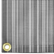Prest-O-Fit Aero Weave Mat 7.5X20 Gunmetl Gry  NT01-1232  - Camping and Lifestyle