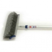 Adjust-A-Brush 4 Ft Handle & Adjust-A-Brush Quick Connect  NT02-0107  - Cleaning Supplies