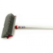 """Adjust-A-Brush 48\\"""" Handle & Adjust-A-Brush Brush Quick Connect  NT02-0110  - Cleaning Supplies"""
