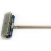 """Adjust-A-Brush 48\\"""" Wooden Handle  NT02-0112  - Cleaning Supplies"""