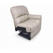 Lippert Left Arm Recliner, Cougar 2016 29X35X40 (Grantland Doeskin Tan Topstitch)  NT03-2081  - Interior Chairs